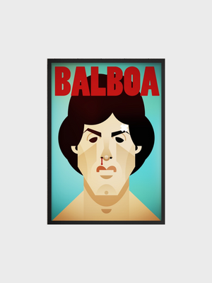 Sylvester Stallone Rocky Balboa Stanley Chow Posters