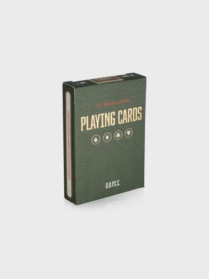 Vintage Playing Cards - The Great Diggers