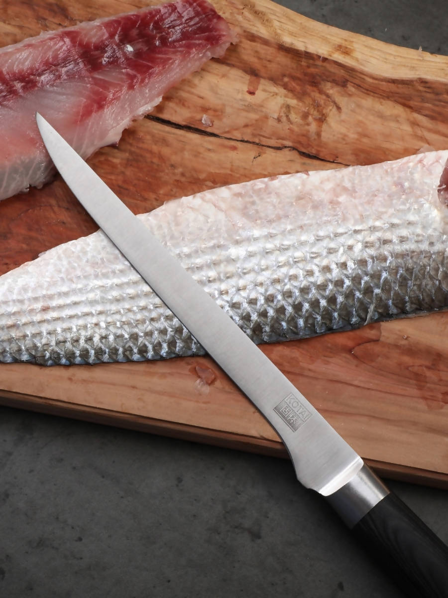 Flexible Fillet Knife - The Great Diggers