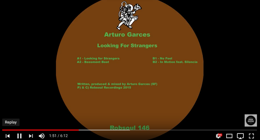 Arturo Garces – Looking For Strangers
