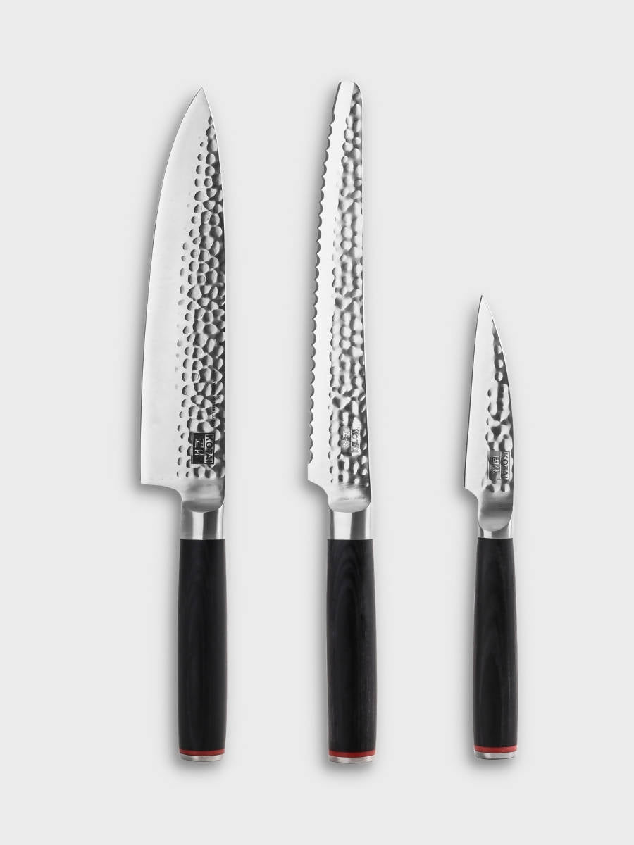 The Essential - Set of 3 Knives - The Great Diggers