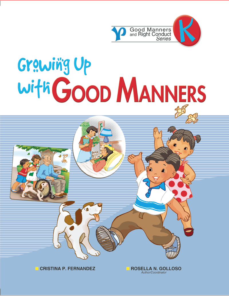 Growing up with Good Manners Kinder