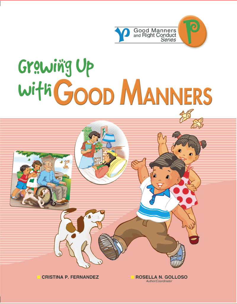 Growing up with Good Manners Pre-K