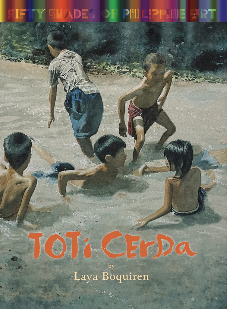 Fifty Shades of Philippine Art: Toti Cerda