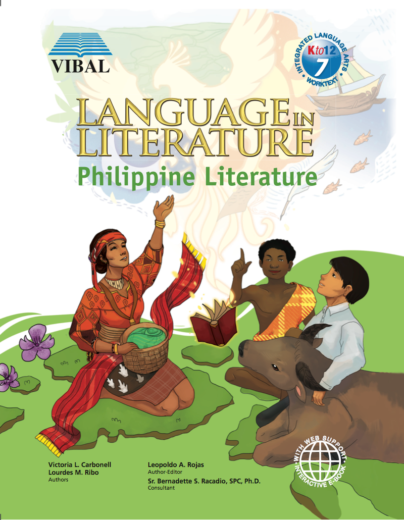 Language in Literature K-12 Grade 7