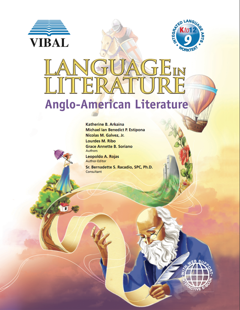 Language in Literature K-12 Grade 9