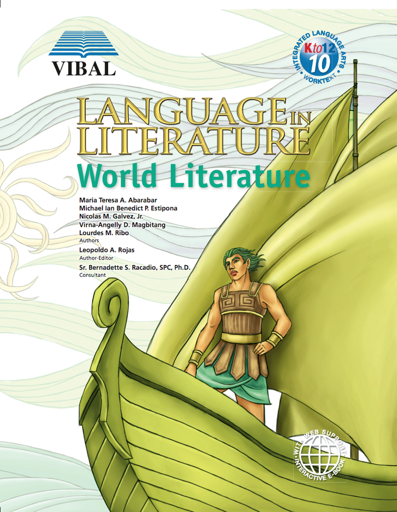 Language in Literature K-12 Grade 10
