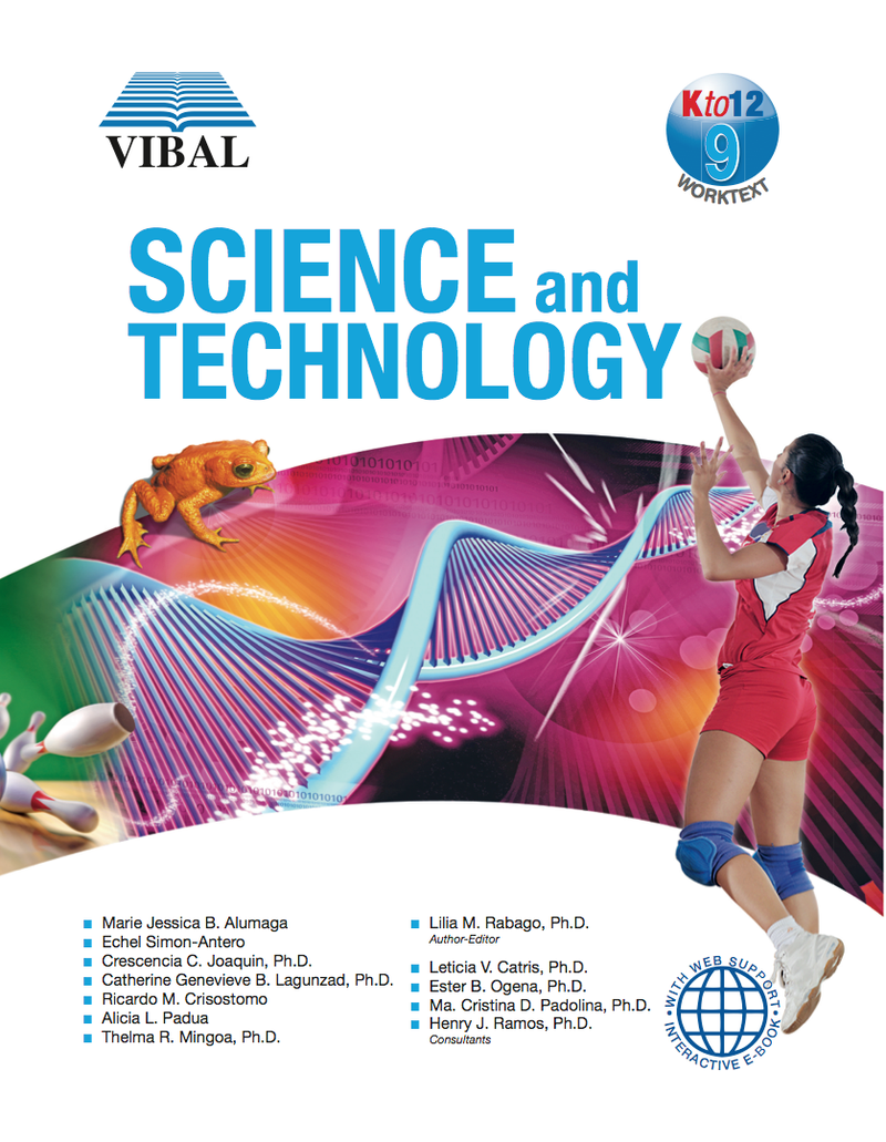 Science and Technology K-12 Grade 9