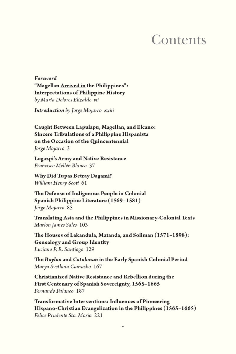 More Hispanic Than We Admit 3, Quincentennial Edition, 1521–1820 Filipino and Spanish Interactions over the Centuries