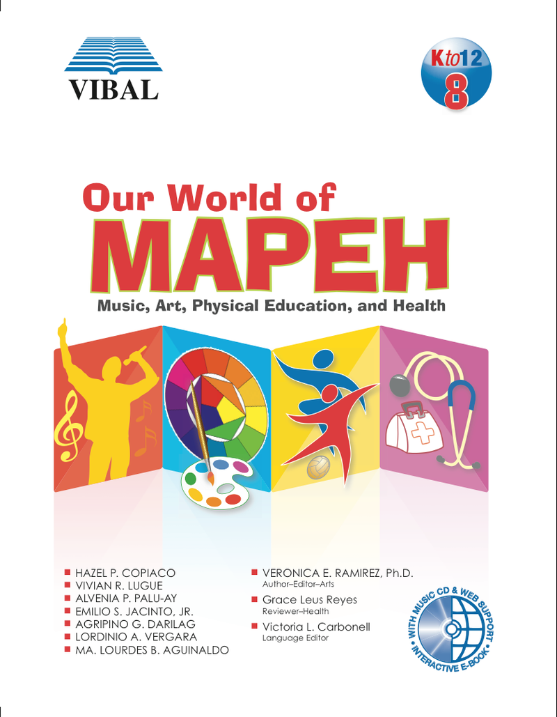 Our World of Mapeh Grade 8
