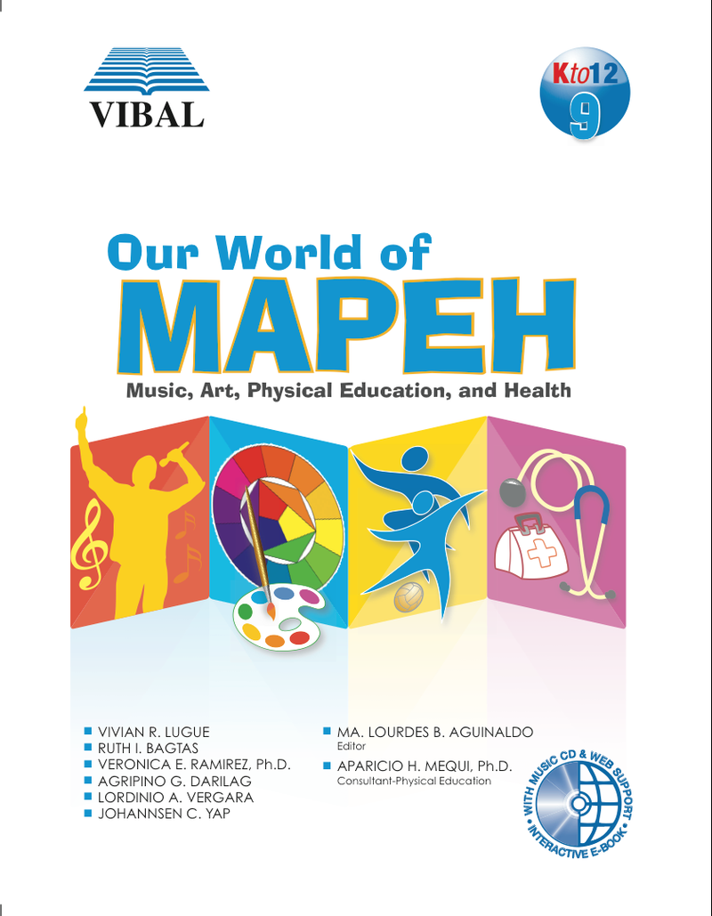 Our World of Mapeh Grade 9