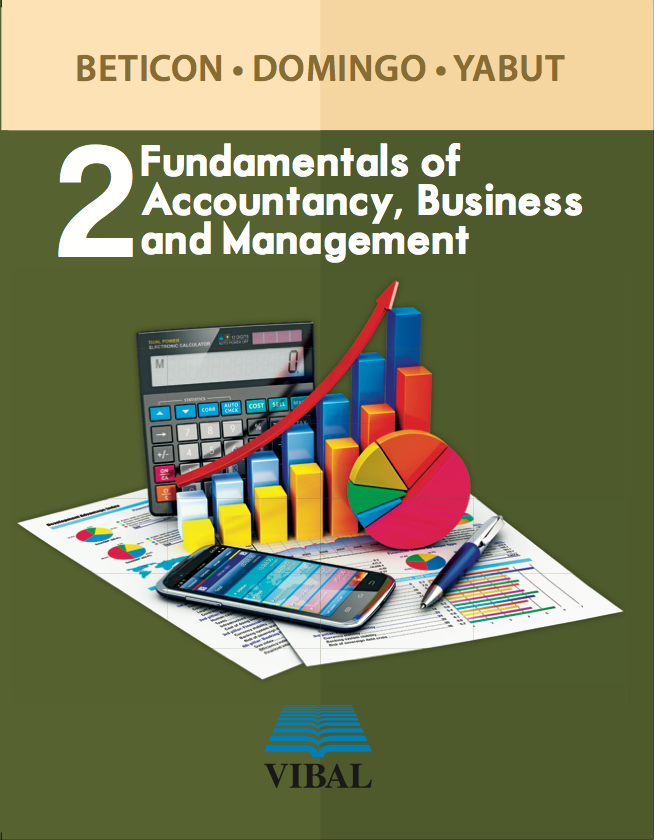 Fundamentals of Accountancy, Business, and Management 2 (ABM) (Academic) (SHS)