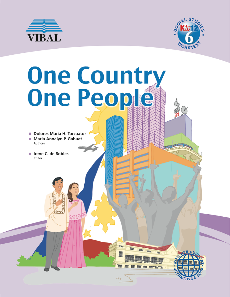 One Country, One People K-12 Grade 6
