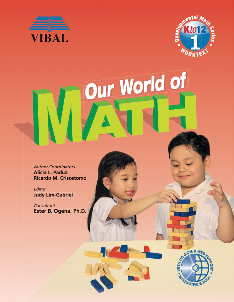 Our World of Math Grade 1