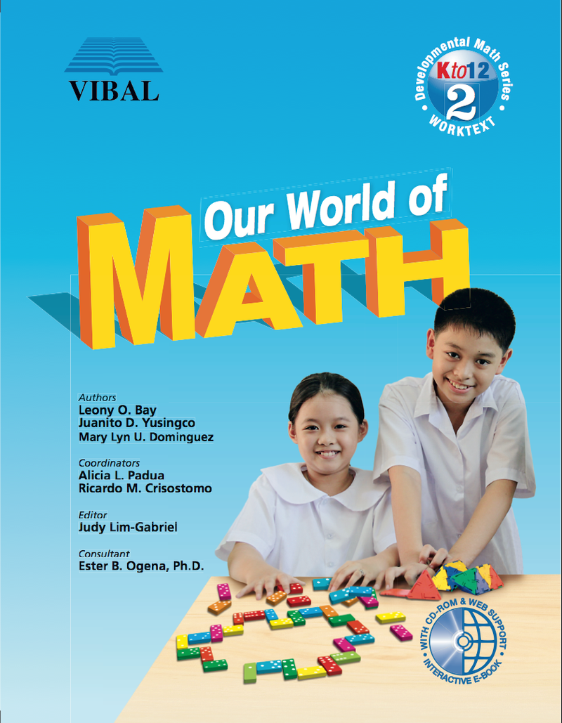 Our World of Math Grade 2