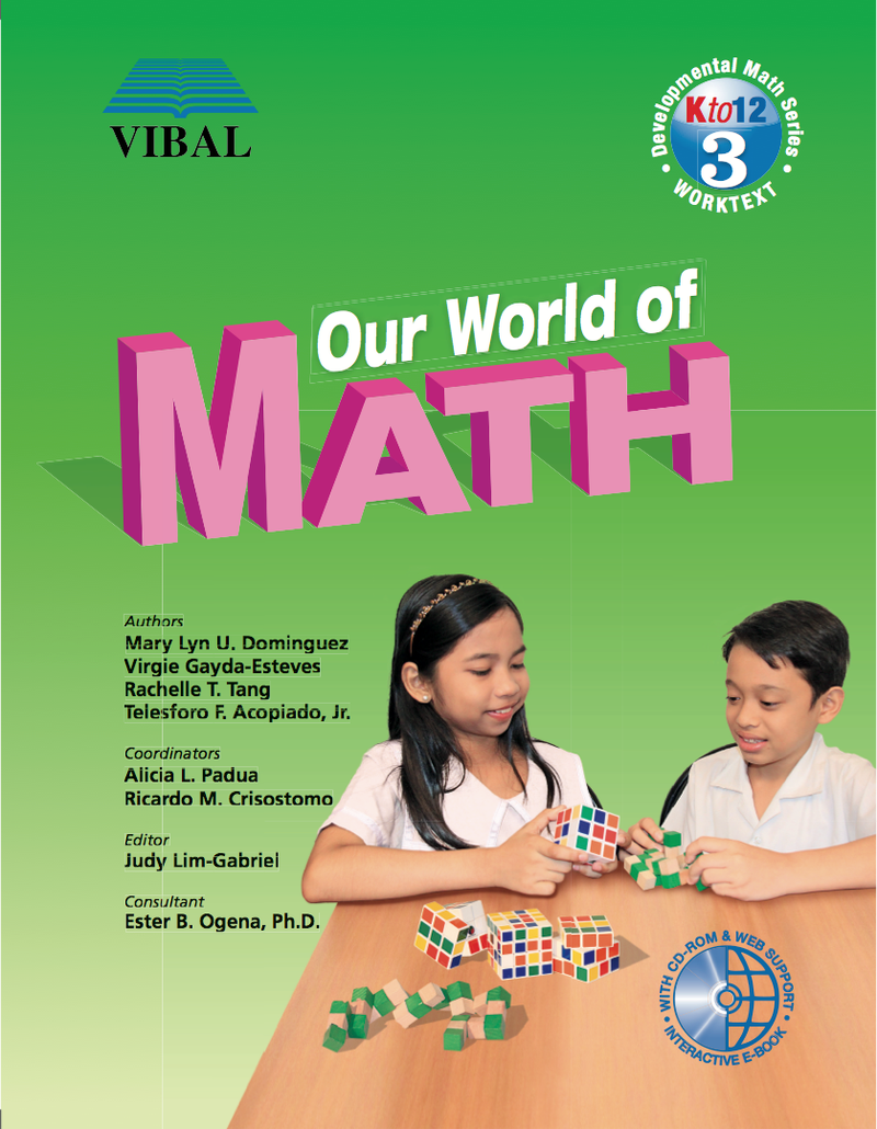 Our World of Math Grade 3