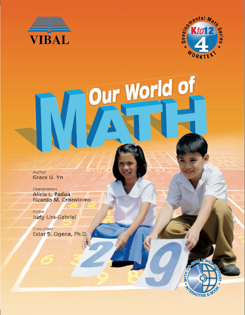 Our World of Math Grade 4