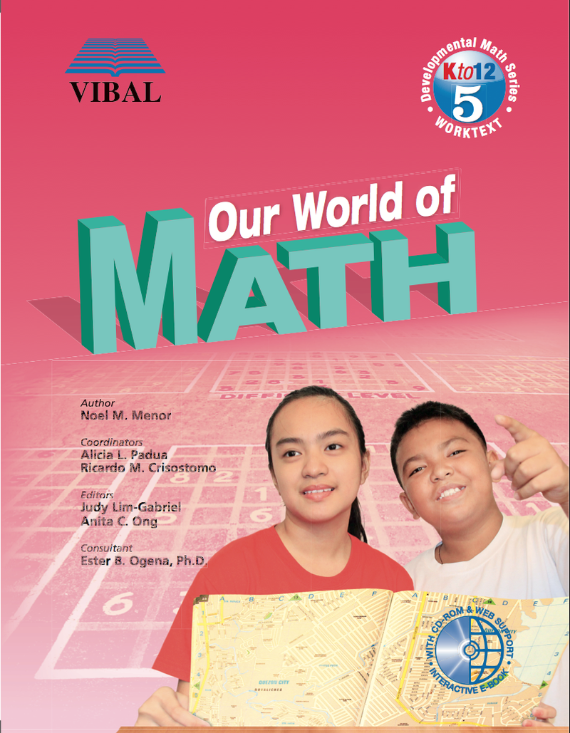Our World of Math Grade 5