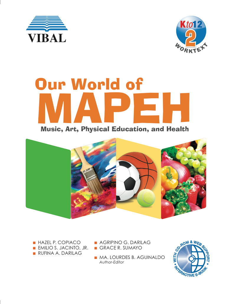 Our World of Mapeh Grade 2