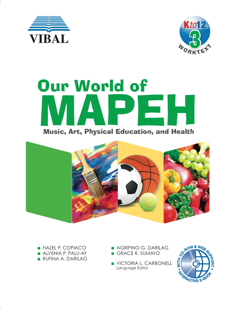 Our World of Mapeh Grade 3