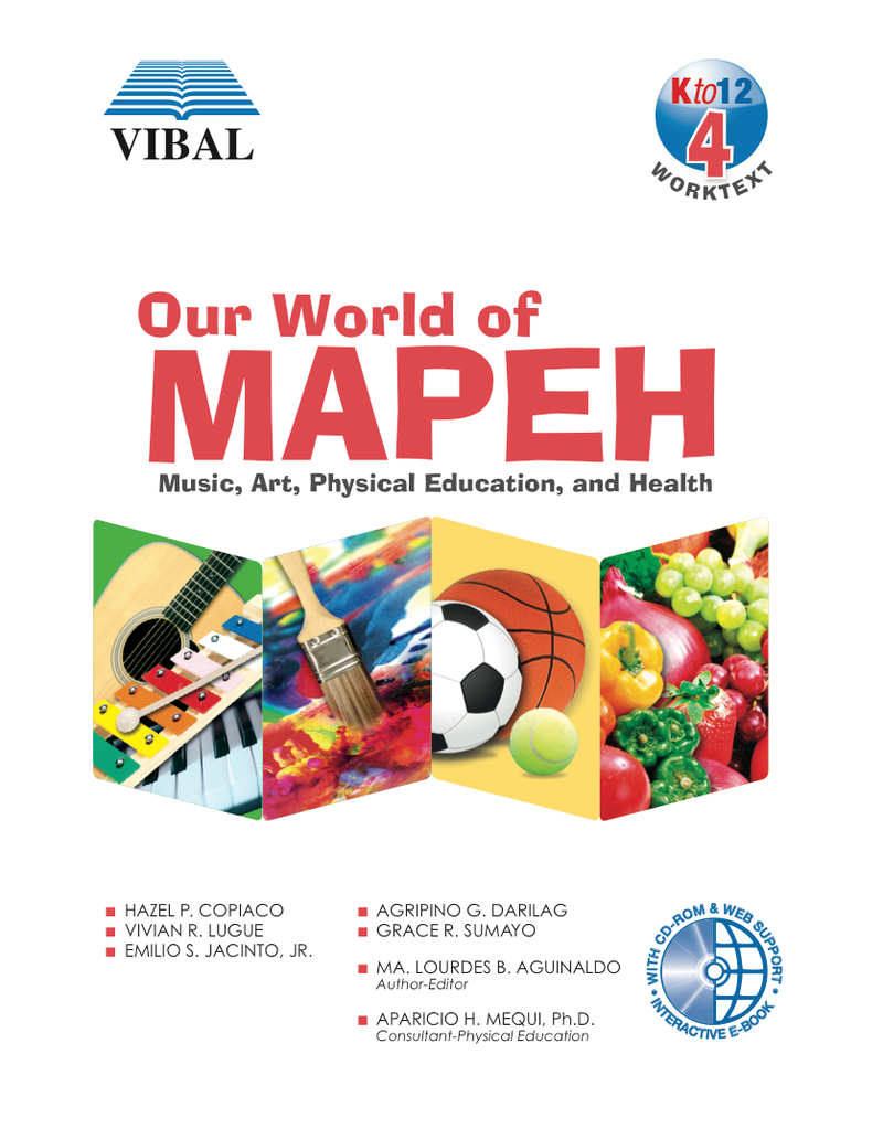 Our World of Mapeh Grade 4