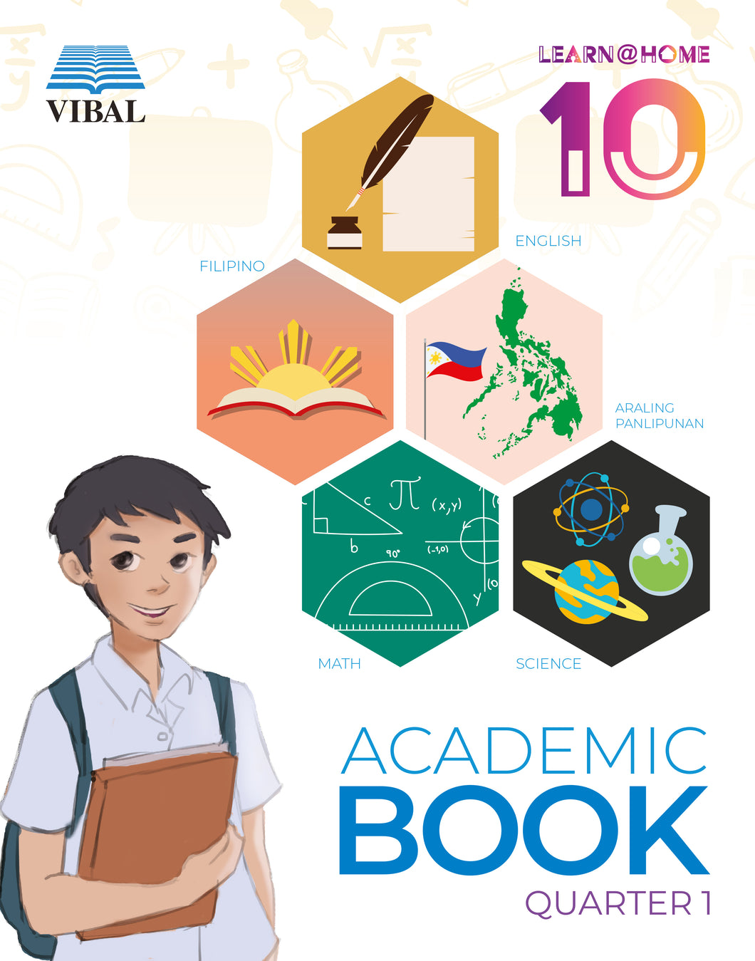 Academic Book Grade 10 (Learn at Home )