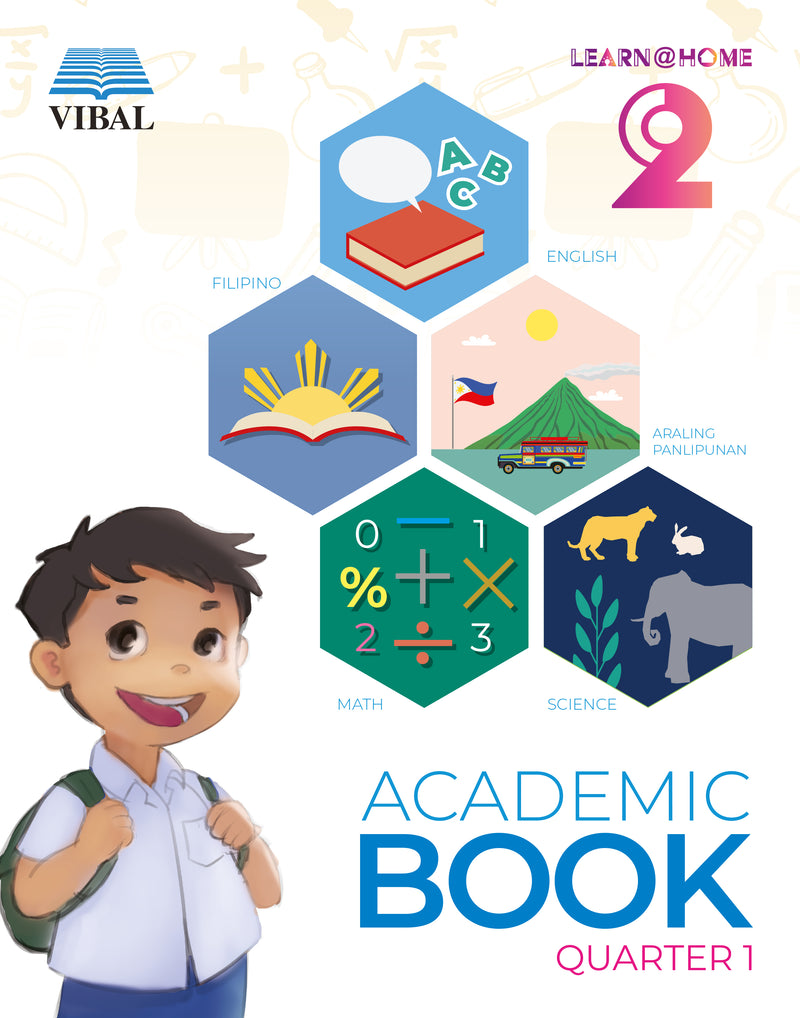 Academic Book Grade 2 (Learn at Home)