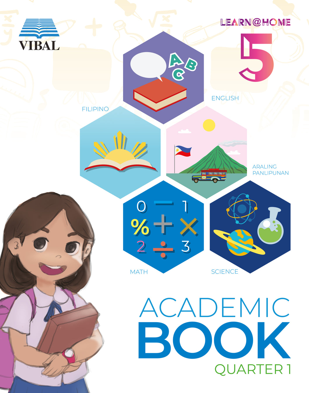 Academic Book Grade 5 (Learn at Home)