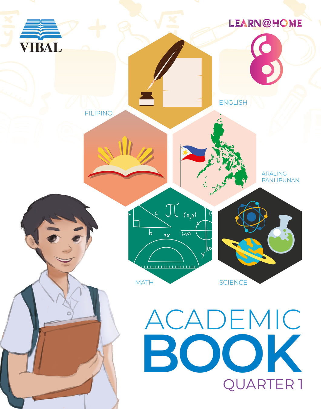 Academic Book Grade 8 (Learn at Home)