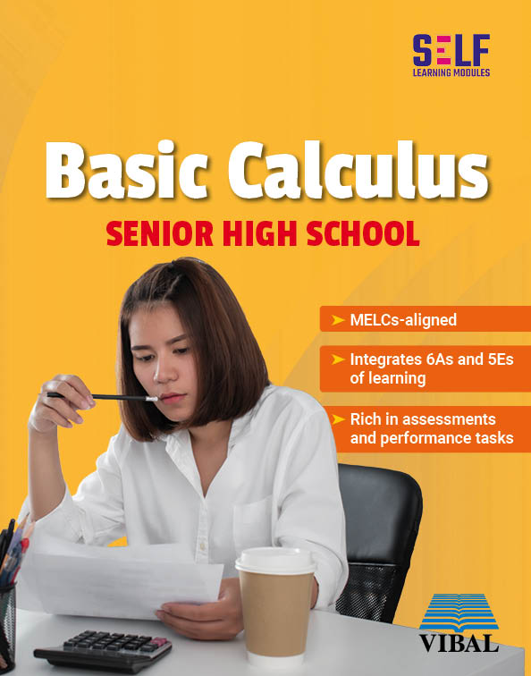 Self-Learning Modules: Basic Calculus