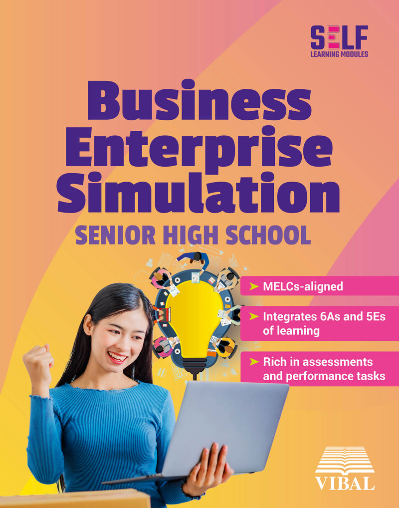Self-Learning Modules: Business Enterprise Simulation