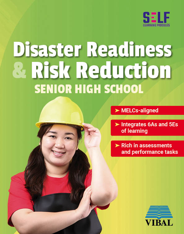 Self-Learning Modules: Disaster Readiness & Risk Reduction