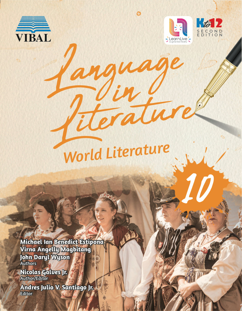 Language in Literature: World Literature Grade 10(2nd Ed.)