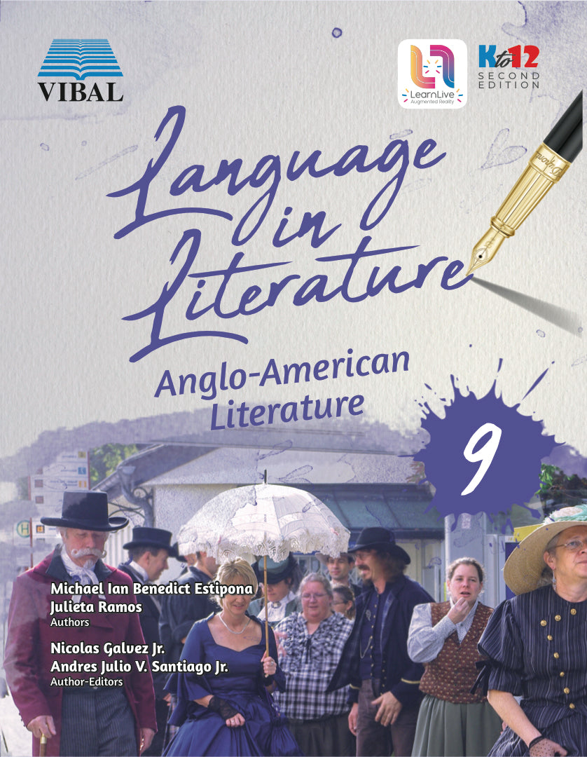 Language in Literature: Anglo-American Literature Grade 9 (2nd Ed.)
