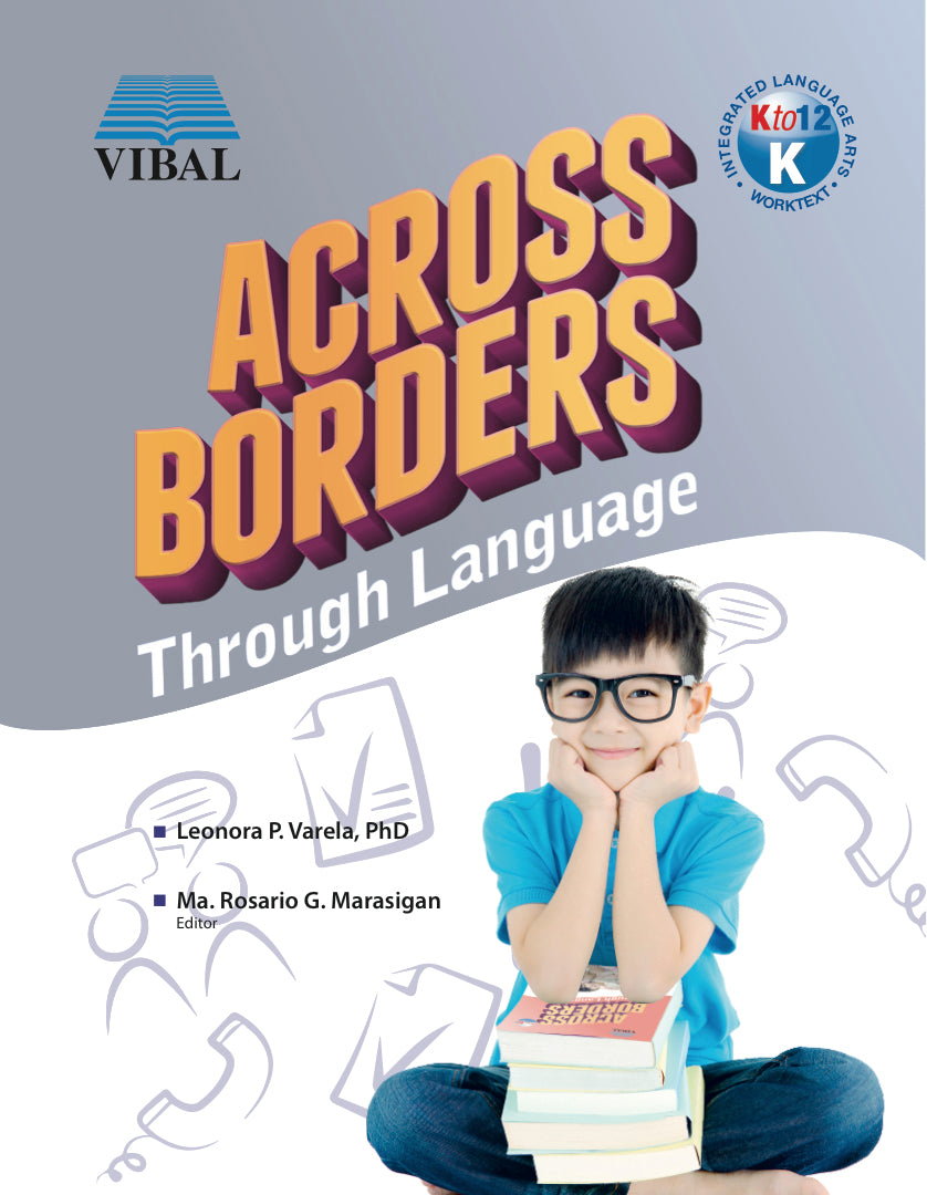 Across Borders through Language K (English)