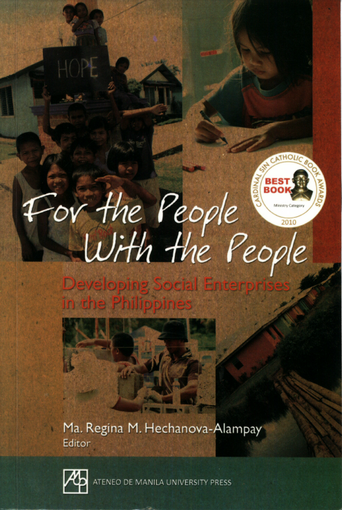 For the People, With the People: Developing Social Enterprises in the Philippines