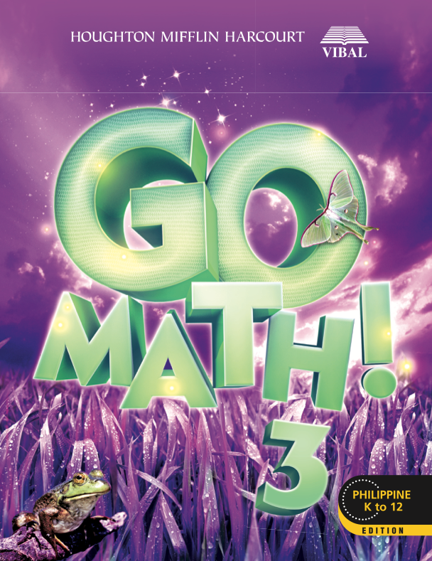 GO Math! Grade 3 (Philippine K-12 Edition)