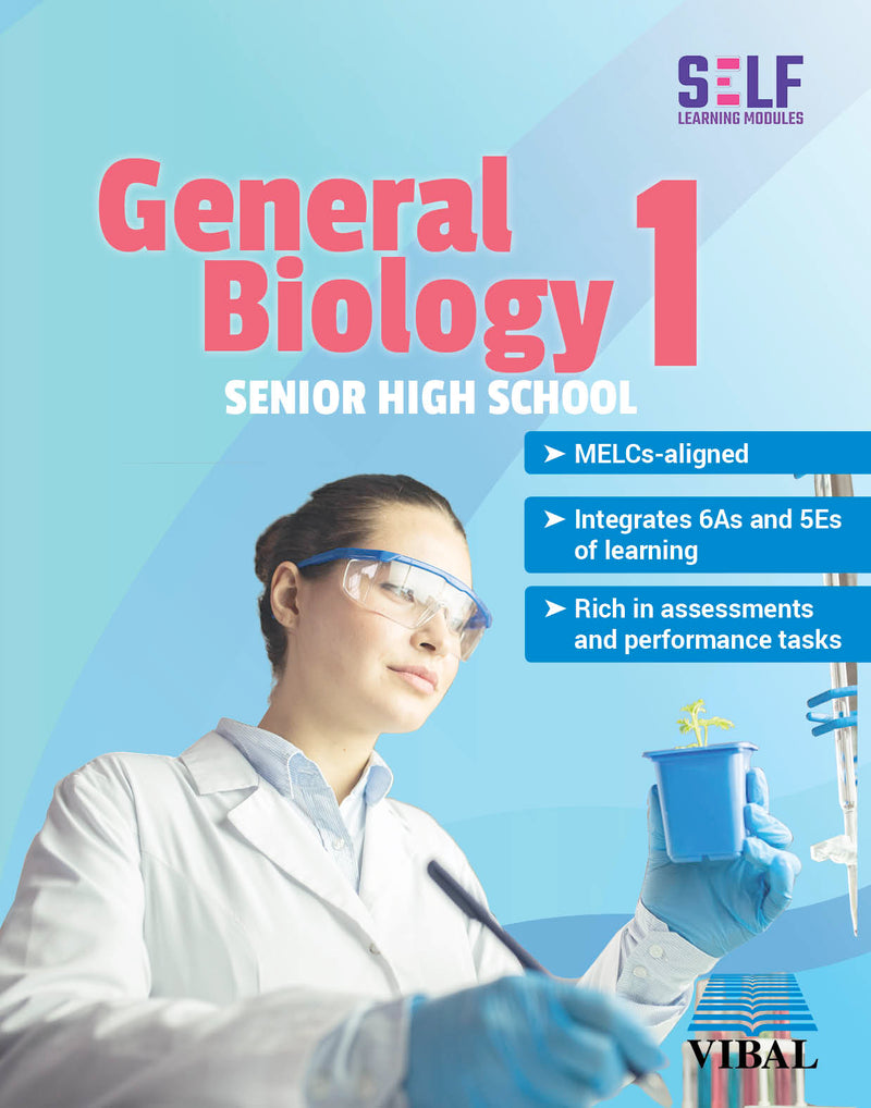 Self-Learning Modules: General Biology 1