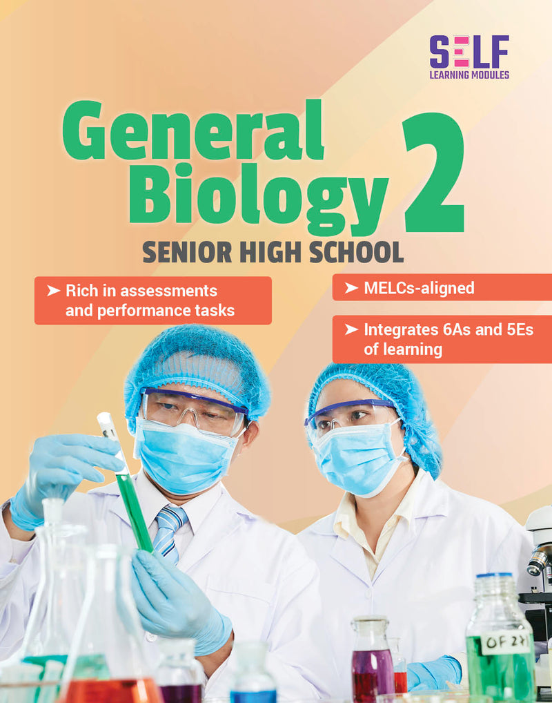 Self-Learning Modules: General Biology 2