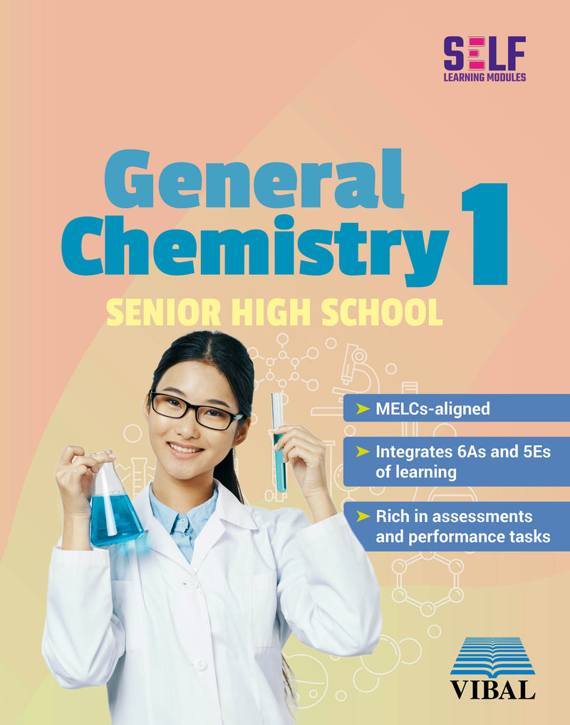 Self-Learning Modules: General Chemistry 1