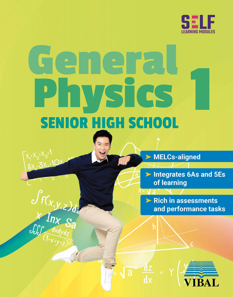 Self-Learning Modules: General Physics 1