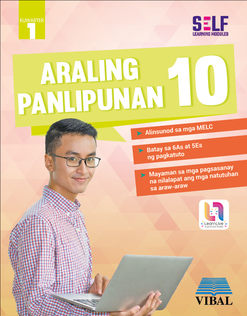 Self-Learning Modules: Araling Panlipunan Grade 10 (Quarter 1)