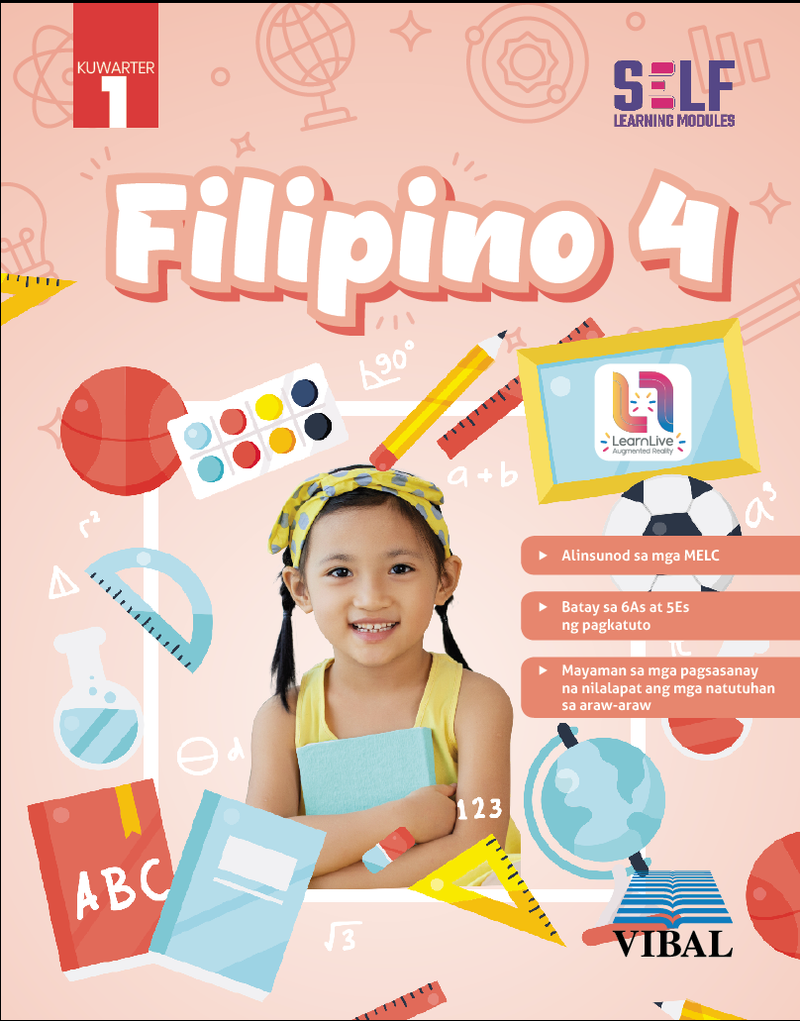 Self-Learning Modules: Filipino Grade 4 (Quarter 1)