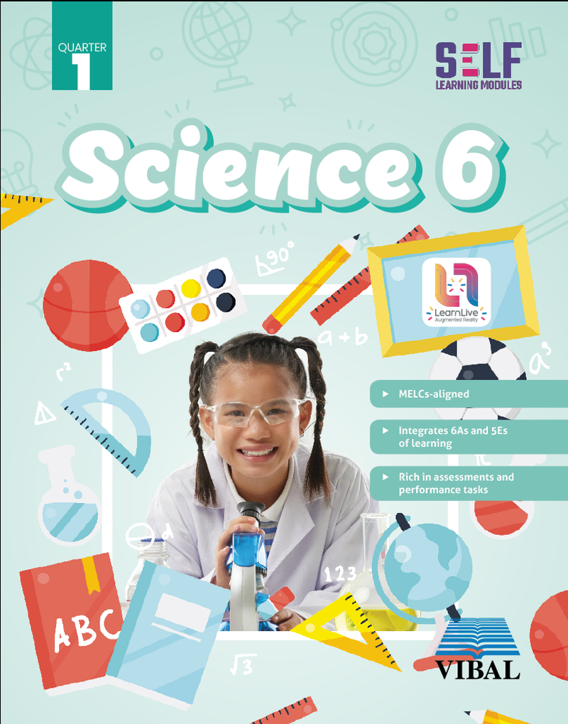 Self-Learning Modules: Science Grade 6 (Quarter 1)