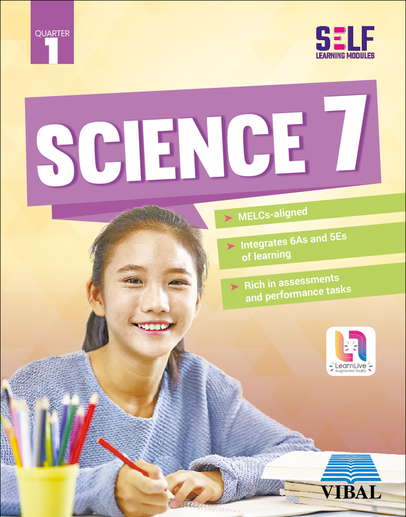 Self-Learning Modules: Science Grade 7 (Quarter 1)