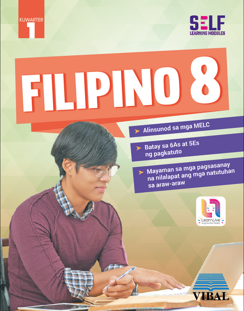 Self-Learning Modules: Filipino Grade 8 (Quarter 1)