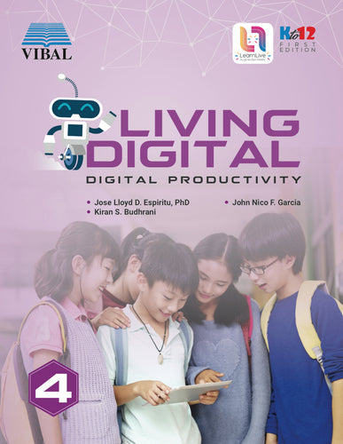 Living Digital Grade 4: Digital Productivity