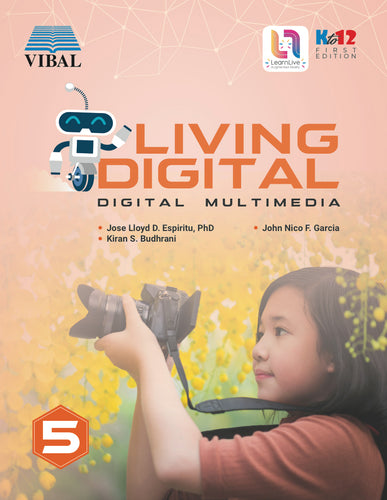 Living Digital Grade 5: Digital Multimedia (ICT)