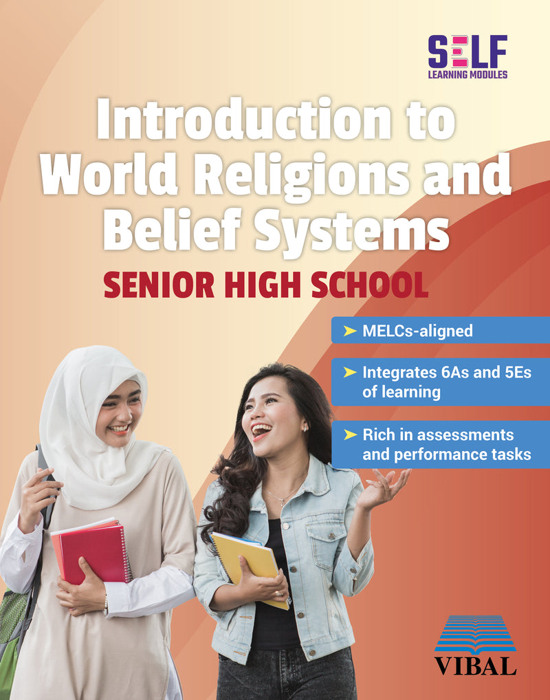 Self-Learning Modules: Introduction to World Religions and Belief Systems