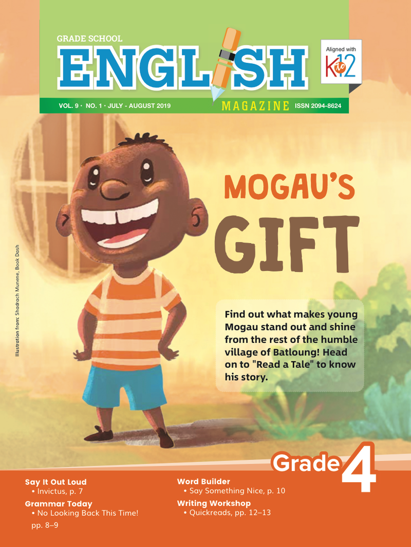 English Magazine Grade 4 (Issue 1 2019)